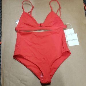 Mara Hoffman Swim Astrid/Lydia Bikini Set Size S/L